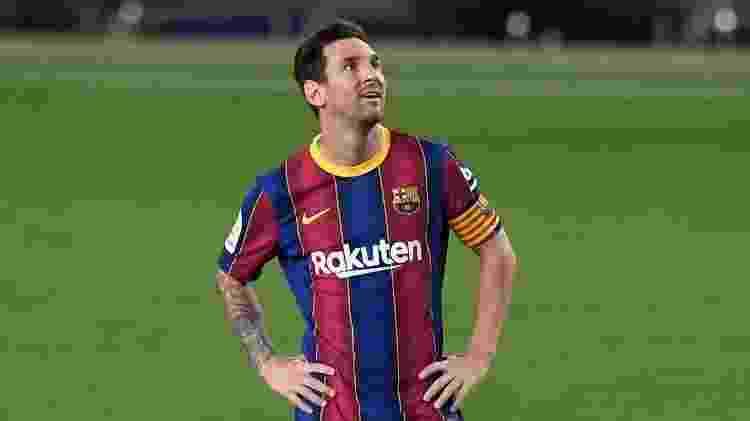 Lionel Messi - Josep Lago/Efe - Josep Lago/Efe