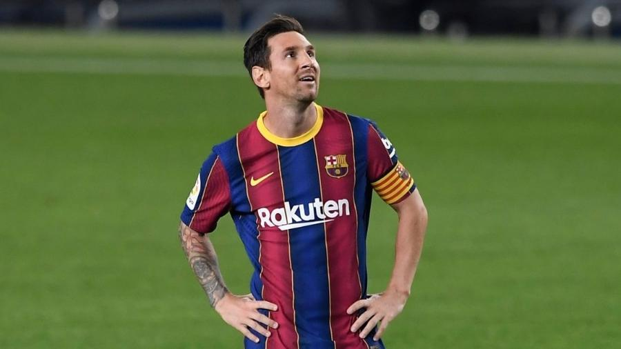 Será que Lionel Messi vai deixar o Barcelona ao final da temporada? - Josep Lago/Efe