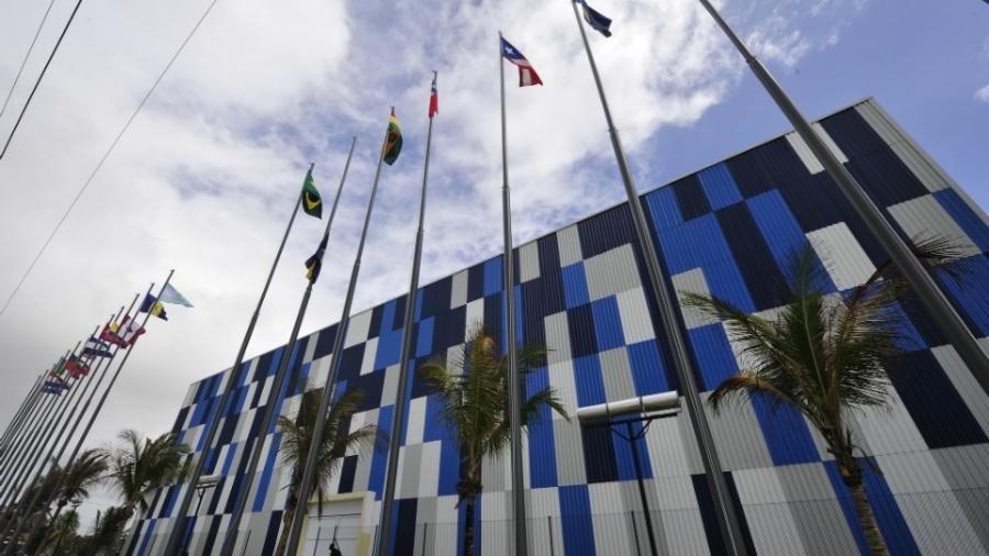 Centro Pan-Americano de Judô - Marcelo Reis/Setre/Divulgação