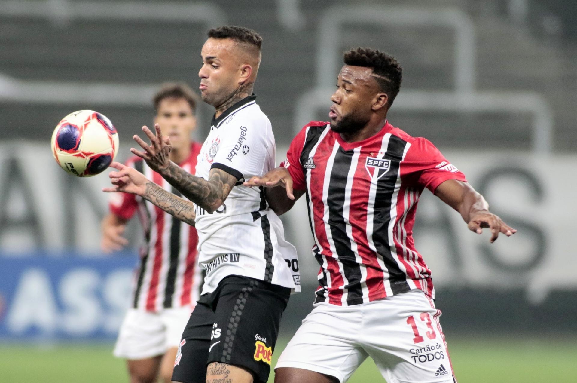 Paulistao Corinthians E Sao Paulo Ficam No Empate Em Itaquera