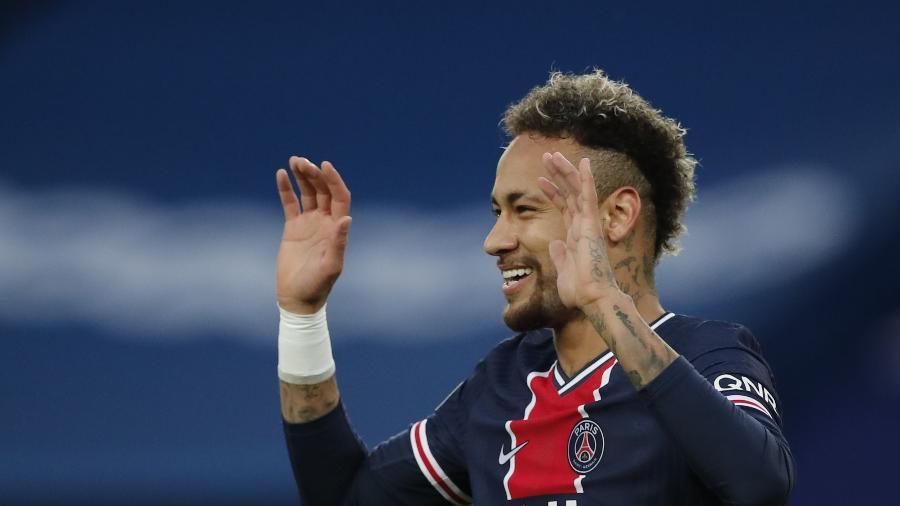 A casa de Neymar foi invadida no final de semana - BENOIT TESSIER/REUTERS