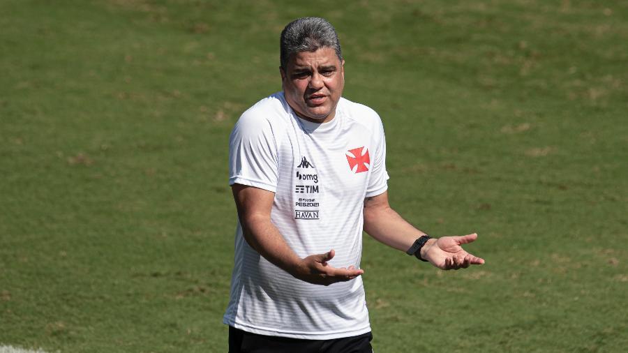 Técnico Marcelo Cabo foi contratado pelo Goiás - Jorge Rodrigues/AGIF