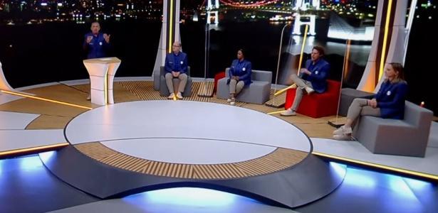 Transmissão na TV | Análise: Galvão fala sobre machismo das Olimpíadas e igualdade de gênero