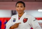 Flamengo anuncia contratação da judoca campeã olímpica Rafaela Silva
