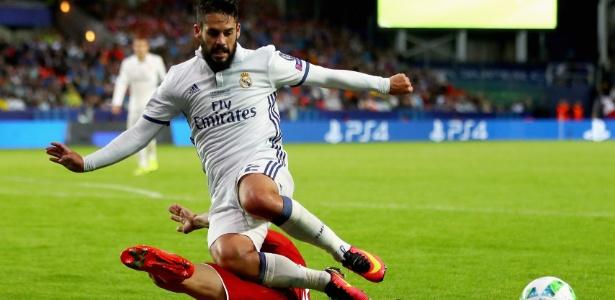 Insatisfação de Isco gerou mal ambiente no grupo do Real Madrid, diz jornal - Michael Steele/Getty Images Sport