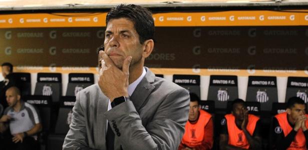 Fabiano Soares está fora do comando do Atlético