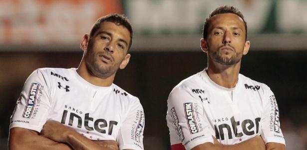 Diego Souza e Nenê são dois dos jogadores que mais treinam pênaltis
