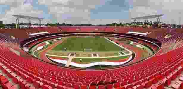 O estádio do Morumbi vai receber a abertura da Copa América em 2019 - Rubens Chiri/saopaulofc.net