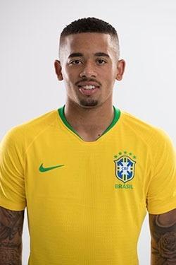 Gabriel Jesus, seleção brasileira