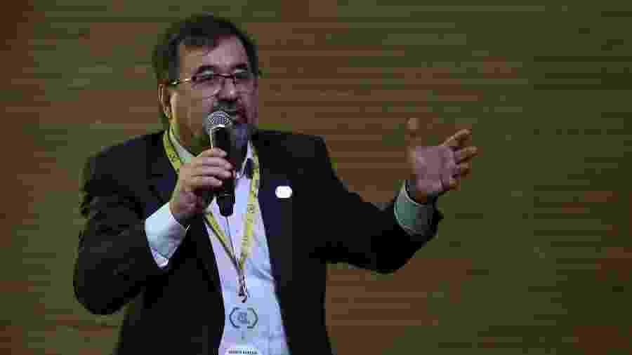 Marco Aurélio Cunha é coordenador de futebol feminino da CBF - Lucas Figueiredo/CBF