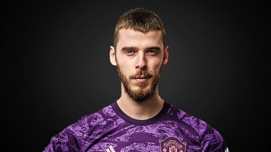 De Gea, goleiro do Manchester United, reclamou da imprensa e das redes sociais - Divulgação/Site oficial do Manchester United