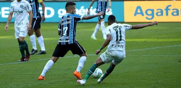 Grêmio chega a cinco jogos sem vitória em casa e tem ataque de Z-4