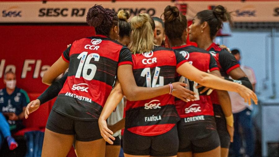 Feminino: Fla atropela o Fluminense e conquista 1º título