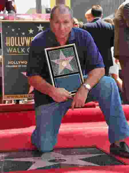 Ed O'Neill foi homenageado com uma estrela na Calçada da Fama - Alberto E. Rodriguez/Getty Images - Alberto E. Rodriguez/Getty Images