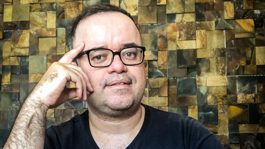Everaldo Marques, narrador do Grupo Globo - Globo/João Cotta