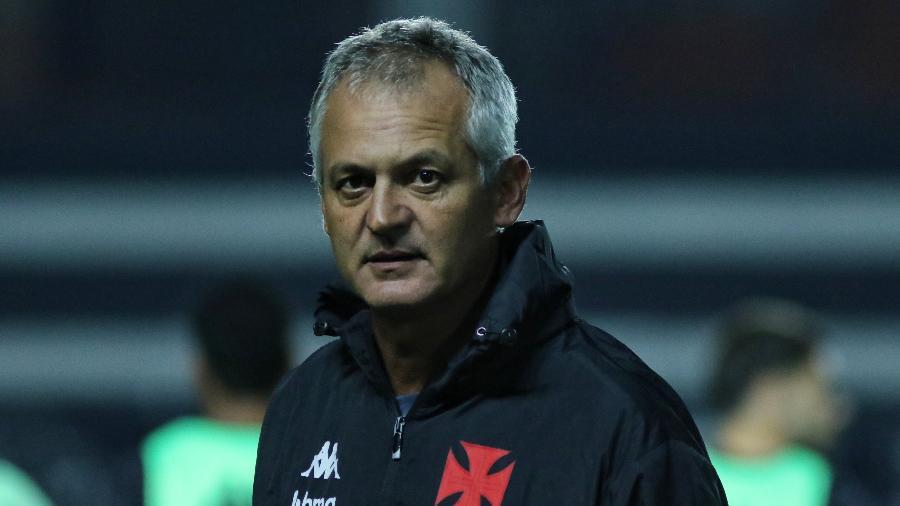 Lisca, técnico do Vasco -  Joao Vitor Rezende Borba/AGIF