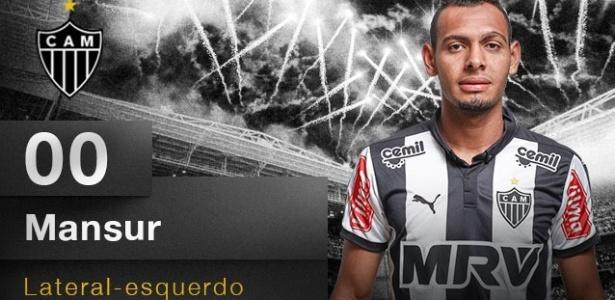 Divulgação/Site oficial do Atlético-MG
