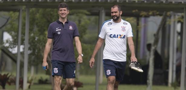 Corinthians quer permanência de Danilo e outros jovens para situações de emergência - Daniel Augusto Jr. / Ag. Corinthians