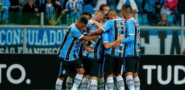 Grêmio tem 83% de aproveitamento no Brasileirão e vive grande fase no ano