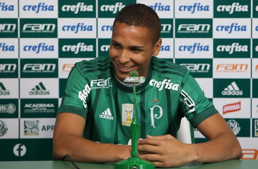 Palmeiras Deyverson entrevista