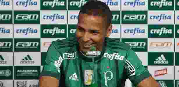 Deyverson Palmeiras - Cesar Greco/Ag. Palmeiras - Cesar Greco/Ag. Palmeiras