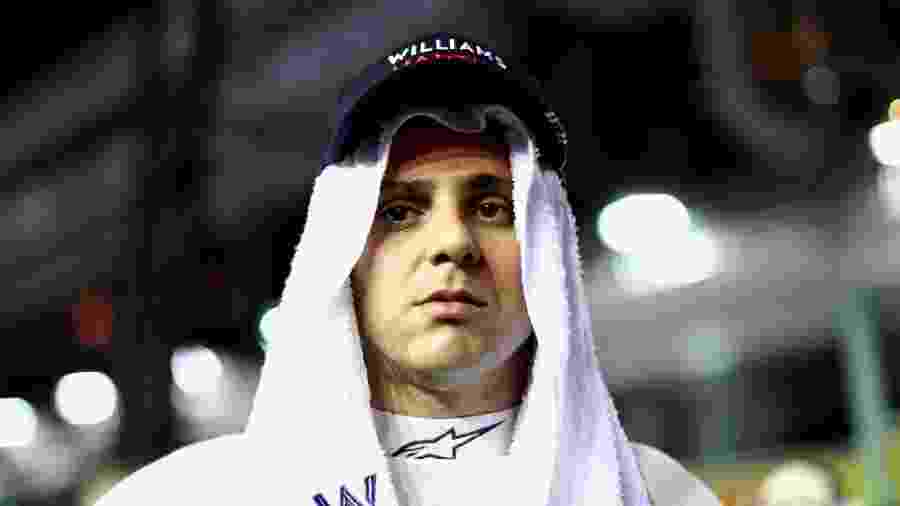 Felipe Massa, antes no GP de Cingapura - Lars Baron/Getty Images