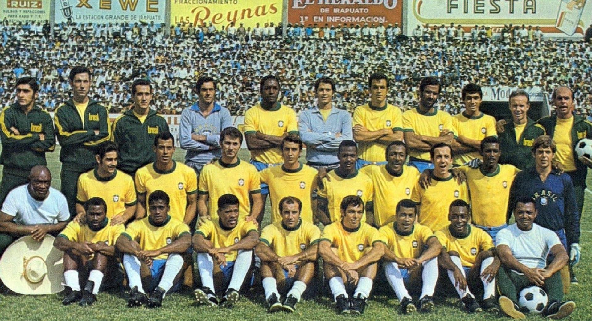 Delegação do Brasil na Copa do Mundo de 1970