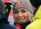 """""""Espero representar os EUA na Olimpíada, e não Trump"""", diz estrela do esqui - AFP PHOTO / DON EMMERT"""