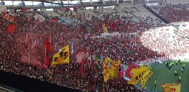 Na 22ª rodada, Flamengo encara o Ceará às 11h de domingo no Maracanã - Vinicius  Castro/UOL