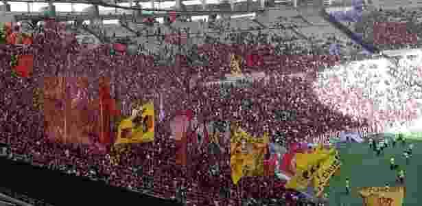 ae5f4e5142 Flamengo avança em acordo por Maracanã