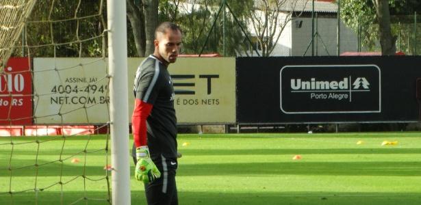 Marcelo Lomba volta e pode enfrentar o Vasco pelo Internacional
