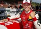 Na Bélgica, filho de Schumacher repete pai após 26 anos e vence pela 1ª vez - Divulgação