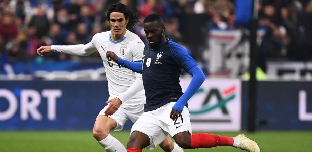 Ndombèlé é novidade na seleção francesa de Didier Deschamps - ANNE-CHRISTINE POUJOULAT/AFP