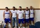 Integrantes de organizada do Bahia são presos por espancarem torcedor rival - Divulgação SSP