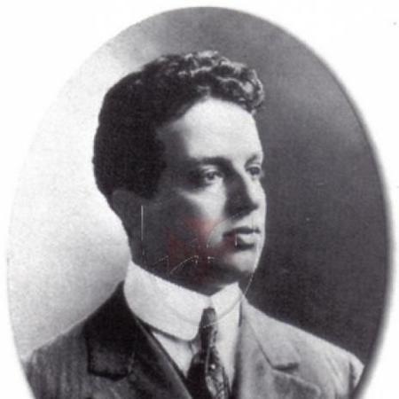 """José Augusto Prestes: ex-presidente do Vasco que escreveu a """"Resposta Histórica"""" em 1924 - Site oficial do Vasco"""