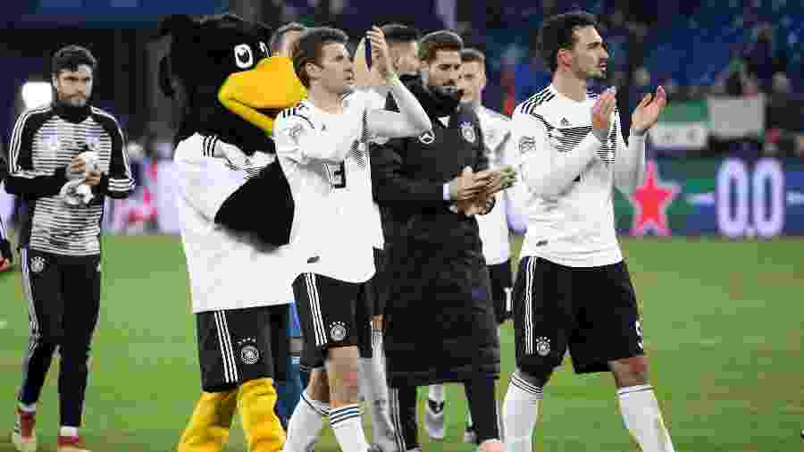 Dupla não é mais convocada à seleção principal, mas ainda é destaque em seus respectivos clubes - Jean Catuffe/Getty Images