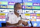 Tite homenageia Carlos Amadeu, entende críticas à seleção e prevê jogo duro - Lucas Figueiredo/CBF