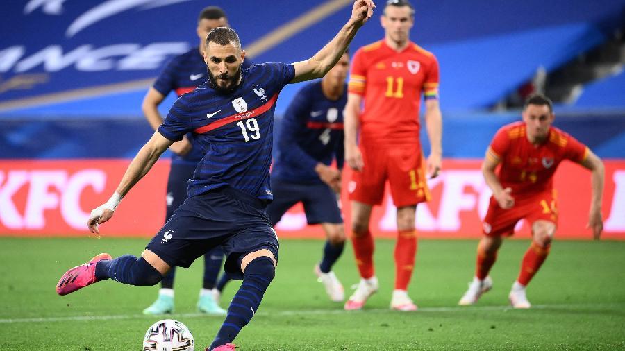 Ucrânia e França voltam a se enfrentar pelas Eliminatórias europeias - AFP