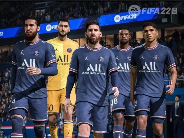 Reprodução/FIFA 22