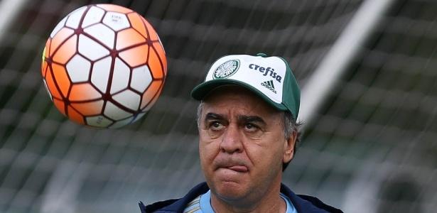 Marcelo Oliveira terá sua primeira experiência nas Laranjeiras