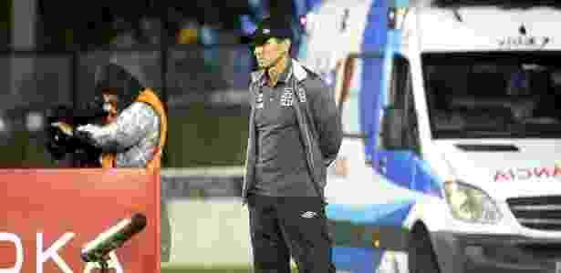 Jorginho - Paulo Fernandes/Vasco.com.br - Paulo Fernandes/Vasco.com.br