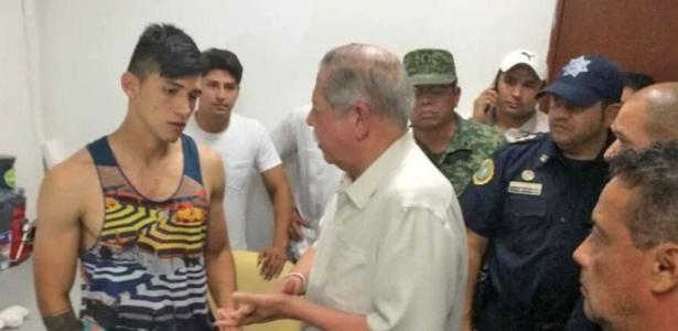 Sequestradores pediam R$ 1,1 milhão por liberação de Alan Pulido