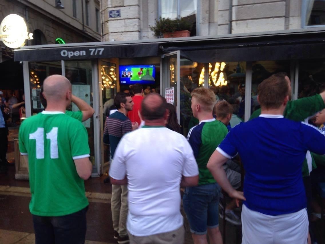 Futebol irlanda do norte