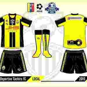 Deportivo Táchira - Divulgação