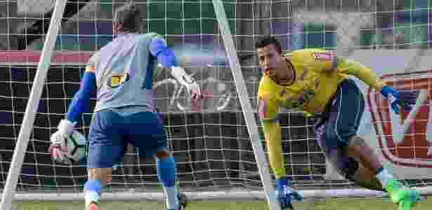 Fábio, goleiro do Cruzeiro - Washington Alves/Cruzeiro - Washington Alves/Cruzeiro