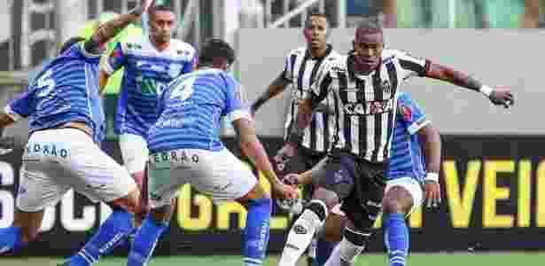 Maicosuel vai ser titular do Atlético-MG contra o Libertad, como antecipou Roger  - Bruno Cantini/Clube Atlético Mineiro