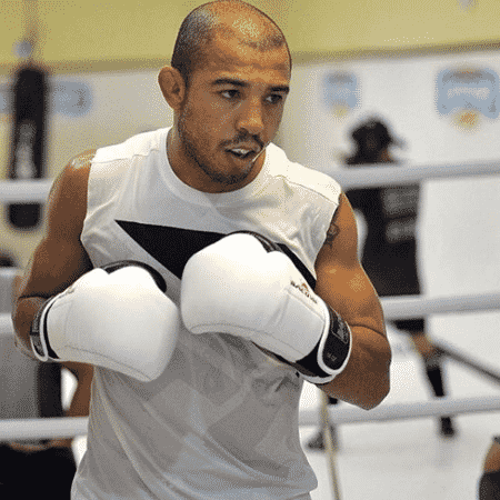 Aldo revelou sonho de tentar lutar boxe profissionalmente - Reprodução/Instagram - Reprodução/Instagram
