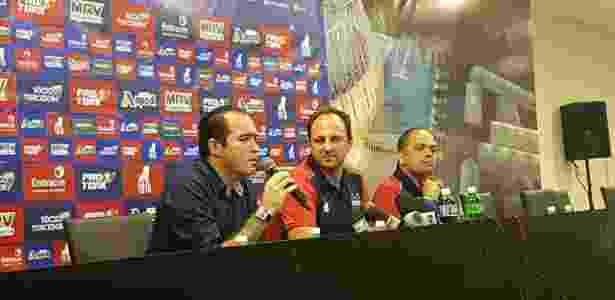 Chegada de Ceni ao Fortaleza deixou futebol cearense ainda mais em evidência - Marcel Rizzo/UOL Esporte