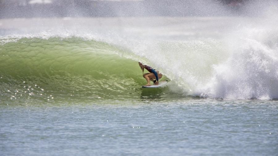 Surf Ranch Facility fica na Califórnia - KENNETH MORRIS/WSL