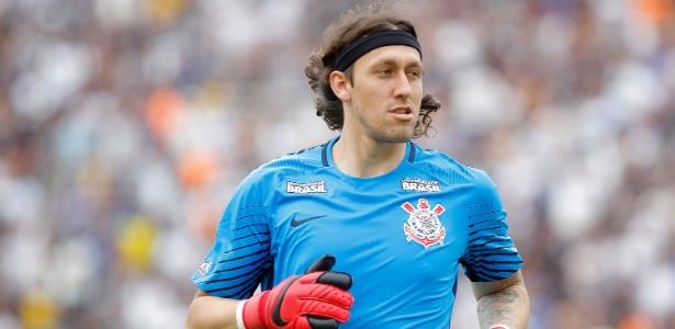 Goleiro Cássio começou a sexta temporada como titular do Corinthians - Daniel Vorley/AGIF